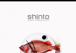 marketing e promozione web ristotante shinto sushi roma