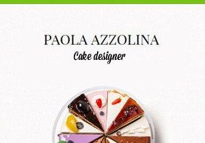 logo cake designer paola azzolina