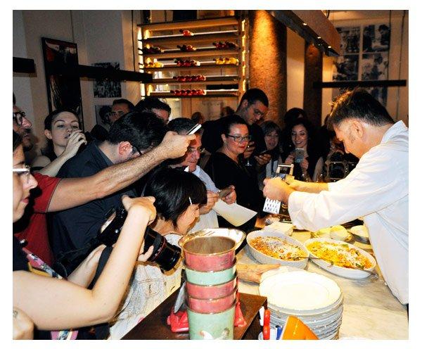 realizzazione gestione eventi ristorante dilla roma