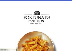 ristorante fortunato roma
