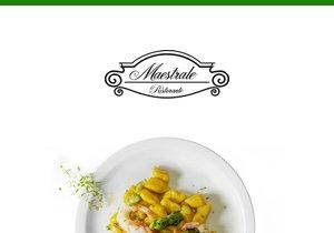 logo ristorante maestrale roma
